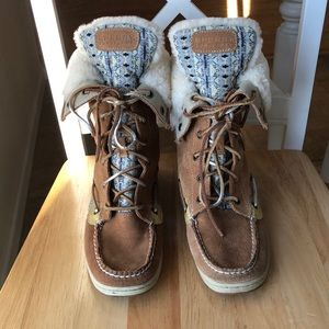Sperry Topsider Moccasins